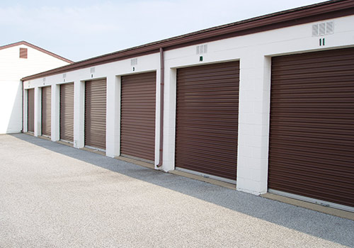 self storage administration